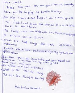 Rebecca's letter copy